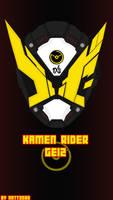 Kamen Rider Geiz by Zeronatt1233