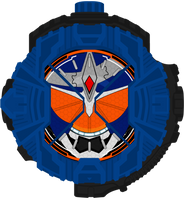 Gaim Jimber Lemon Arms RideWatch by Zeronatt1233
