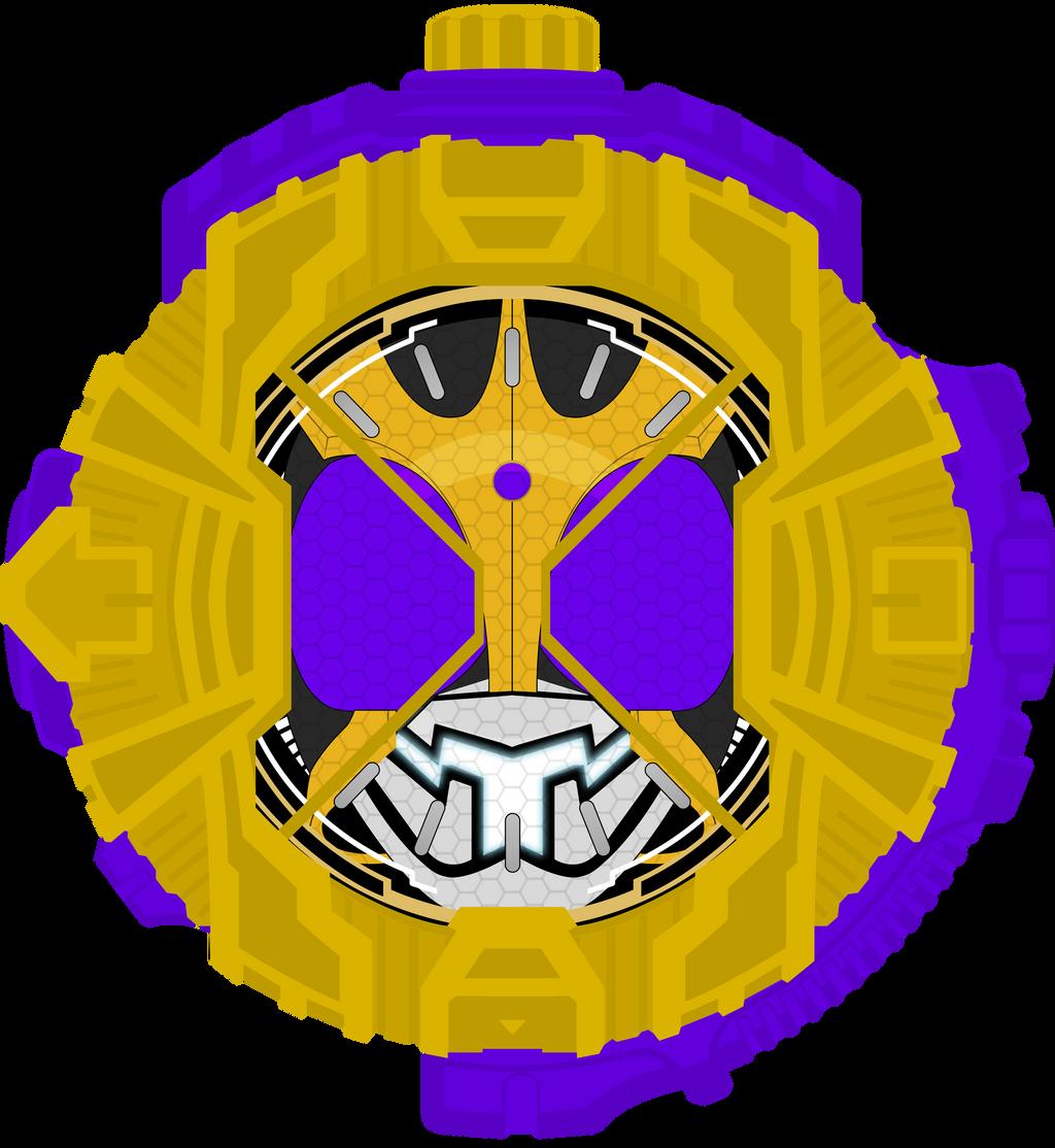 Kuuga Titan Form RideWatch by Zeronatt1233