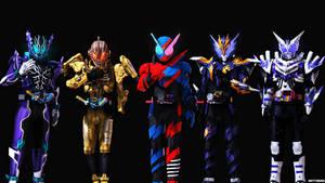 Kamen Rider Build by Zeronatt1233
