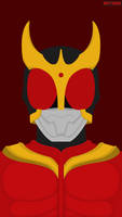 Kuuga Mighty by Zeronatt1233
