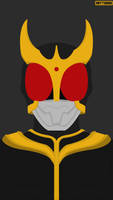 Kuuga Amazing Mighty by Zeronatt1233