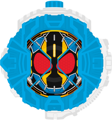 Fourze Cosmic States RideWatch by Zeronatt1233
