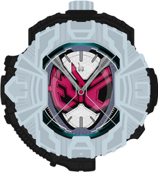 Zi-O RideWatch Mirror World Ver. by Zeronatt1233