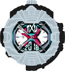 Zi-O RideWatch by Zeronatt1233