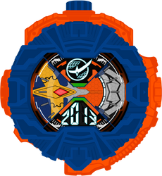 Gaim RideWatch by Zeronatt1233