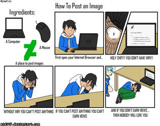 How to post an image(MidShorts#2)+IMPORTANT UPDATE by mid117