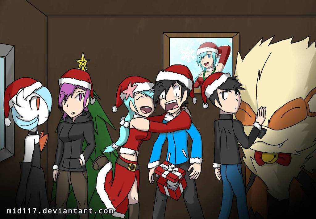 Merry Christmas 2017 by mid117