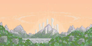 Towers of the Gods by Dr--Maniacus