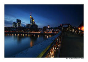 Frankfurt Night by MCG0603