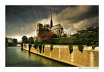 Notre-Dame de Paris II by MCG0603