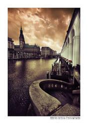 Rainy Hamburg II by MCG0603