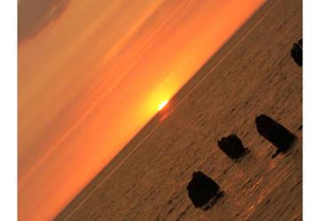 Tilted Sunset by jack-skellington26