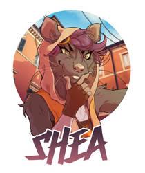 Shea by Chrysisi