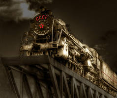 -1- Locomotive by k-o-d-e-r