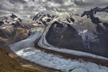 glacier by MK-NI