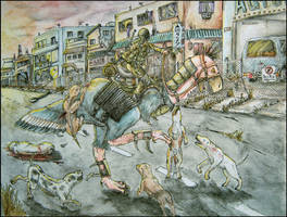 Fukushima Zone by greenzaku