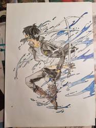 Yato by Natsukihiri