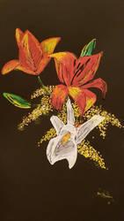 Flowers by Natsukihiri