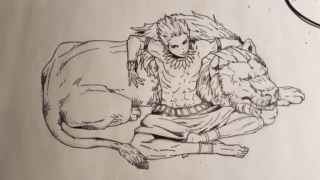The first king by Natsukihiri