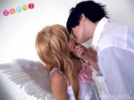 Toradora: Ryuuji Kissing Taiga by MischAxel