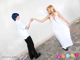Toradora: Do you want to dance? by MischAxel