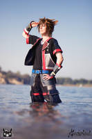 Sora cosplay by Misch.Axel by MischAxel
