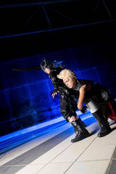 Noctis and Prompto - Cosplay FFXV by MischAxel