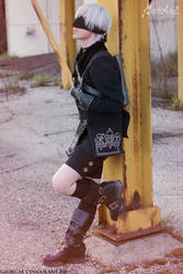 9S Nier Automata by MischAxel by MischAxel