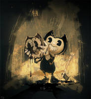 Bendy by cloneG