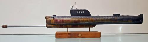 Soviet Renagde Sub #2 by billking