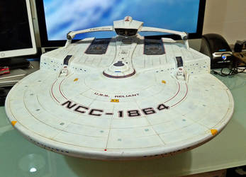 Reliant NCC 1864 1/350 conversion #6 by billking