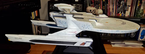 Reliant NCC 1864 1/350 conversion #4 by billking