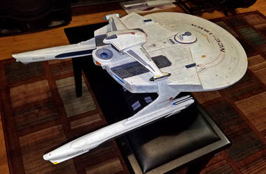 Reliant NCC 1864 1/350 conversion #2 by billking