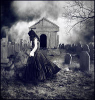 Dark Memorial by indigodeep