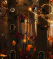 Autumn Wilds by indigodeep
