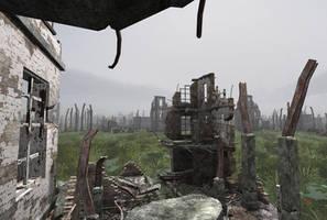 City ruins 4 by indigodeep