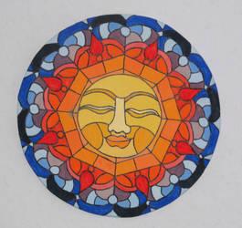 sun by BloodyDragon22