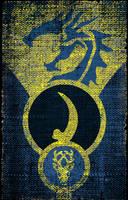 Talons Falkreath Flag by SkullSmithy