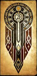 Elder Scrolls: Seal of BriiSeBrom by SkullSmithy