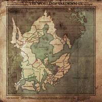 Current Work - Digital: World of Vardenn by SkullSmithy