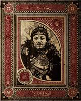 CURRENT: Game of Thrones AU: Eddard Stark by SkullSmithy