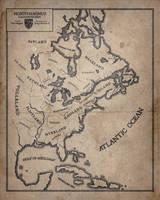 CURRENT: Reality AU: North Mangus 1532 A.D. by SkullSmithy