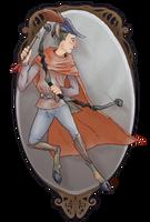 Graham the Satyr by HowlingWolf201