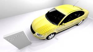 Volkswagen Passat 3D by messtwice