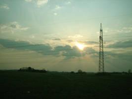 Powerlines by messtwice