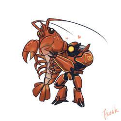 Lobster by yuna918