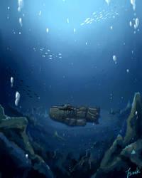 Seabed by yuna918