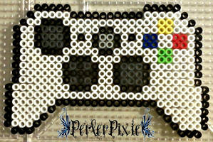 Xbox 360 Controller by PerlerPixie