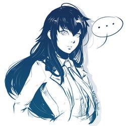 Detective Naoto Sketch by Koyorin
